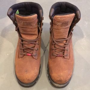 Timberland pro series insulated boot